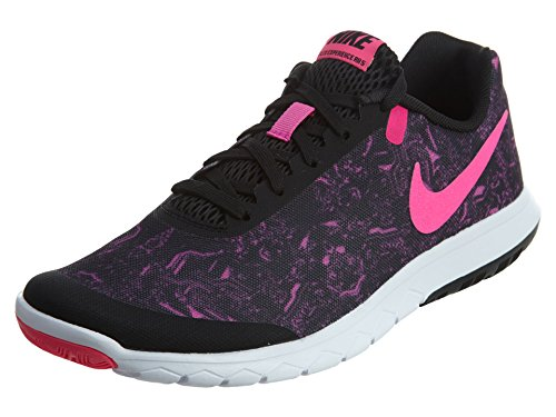 For sale online cheapest NIKE Women's Flex Experience RN 5 Prem Running Shoe-Black/Pink Black get authentic cheap price YkByHN