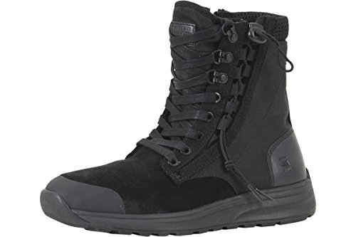 Raw Cargo - G-Star Raw Men's Cargo Black High-Top Sneakers Shoes Sz: 8