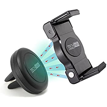Amazon Com Techmatte Maggrip Car Phone Mount Amp Adjustable