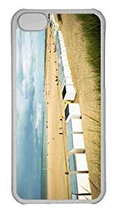 Customized iPhone 6 PC Transparent Case - Vrouwenpolder The Netherlands Personalized Cover