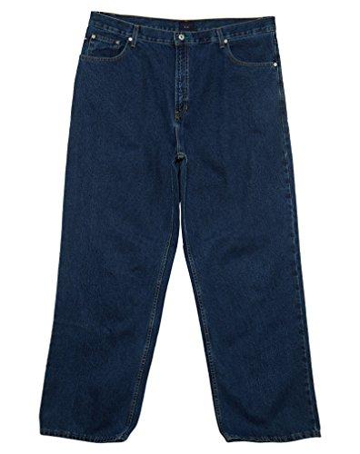 Tommy Hilfiger Full Fit Low Waist Full Leg Mens Style: TOM 05738-INDIGO Size: L34W42