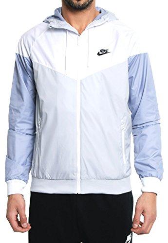 679 Pure glacier Grey Giacca Nike white 727324 Uomo Platinum Z5wvTqR