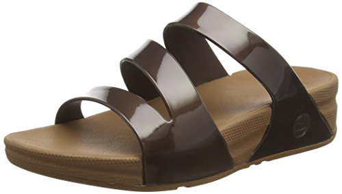 Sandali Donne Fitflop Marrone Torsione Superjelly Delle bronzo zPvFPq