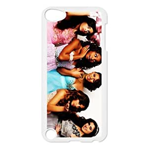 CTSLR Beautiful Fifth Harmony Protective Hard Case Cover Skin for iPod Touch 5 5G 5th Generation- 1 Pack - Black/White -2 by ruishername
