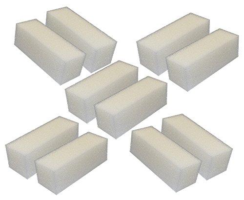 Replacement Foam Filters for AquaClear 110 / 500 A623 (10 Filters) (Aquaclear 500 Aquarium)