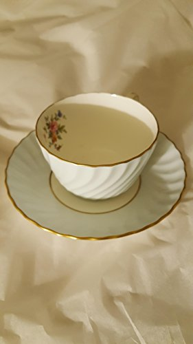 Lovely Minton blue dawn cup and (Blue Dawn Cup)