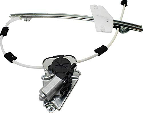 Power Window Regulator For 2002-2006 Jeep Liberty Front Left with Motor