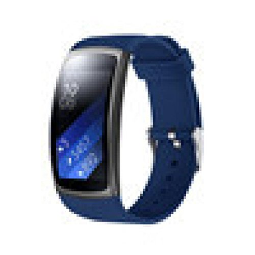 Price comparison product image MChoice Leather Replacement Watch Wrist Strap Band For Samsung Gear Sport Smart Watch (Blue)