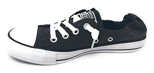 Converse Womens CTAS Shoreline Slip On Shoes (6) lvmIGiZhQ7