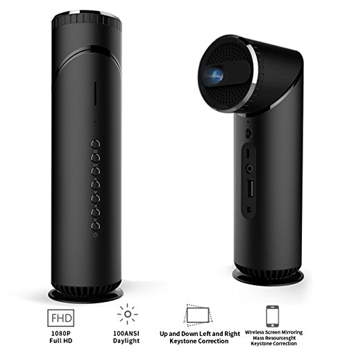Portable Battery Powered Projector - 6