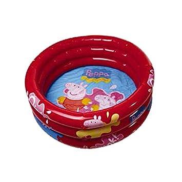 piscine 3 tubes peppa pig100 x 50 - Jeux De Peppa Pig A La Piscine