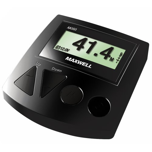 Maxwell AA560 Rope Chain or All Chain Counter Control (Black) - Chain Counter Control