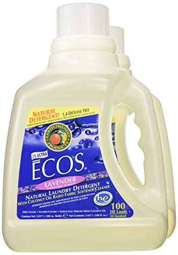 earth-friendly-products-ecos-2x-liquid-laundry-detergent-lavender-100-ounce-bottle-pack-of-2