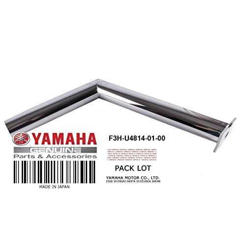 Yamaha F3H-U4814-01-00 Stanchion, Table 1; F3HU48140100 Made by Yamaha (Table Yamaha Boat)