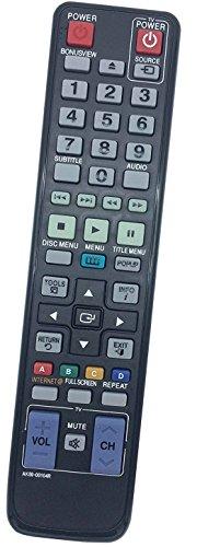Smartby New Remote Control AK59-00104R for Samsung BD-C5300 BD-D5490 BD-C5500C BD-D5700 BD-C6500 BD-C5900 BD-C6900 BD-C6800/XAA BD-C6600/XAA BD-D5250C BD Blu-Ray DVD Player
