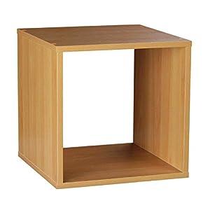 Storage Cube Wood 30x30x30cm