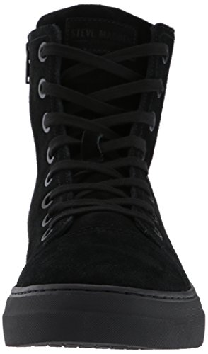 Steve Madden Men's Ormisten Fashion Sneaker Black Suede authentic for sale with credit card cheap online cheap sale Y7SuQJSAYF