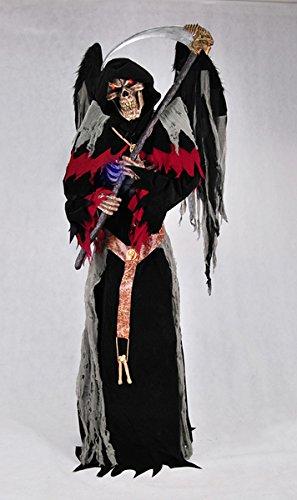 Morris Costumes 7' Ultimate Winged Reaper -