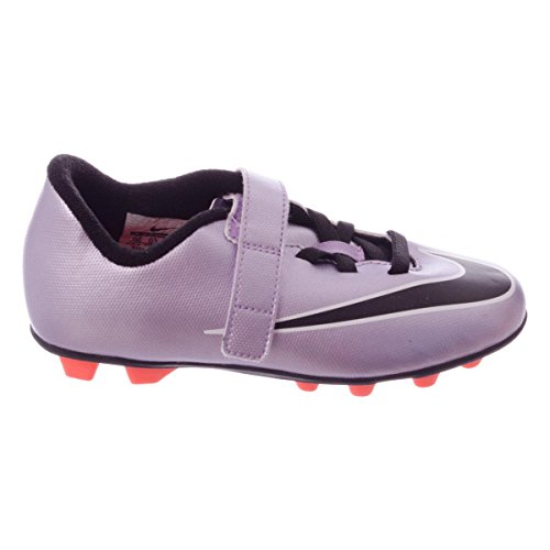 24 Mng Porpora Nero Scarpe V white Nike Jr Bianco r Mercurial Lilac FG 0 Sportive Unisex 2 Urbn Blk Vortex brght Bimbi RR76wO