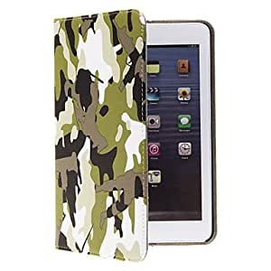 Classic Design Camouflage Pattern Full Body Case for iPad mini(Assorted Color) , 3
