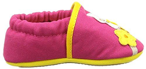 Giesswein Bielefeld - Zapatillas de casa Bebé-Niños Rosa - Pink (himbeer-364)
