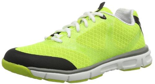 Superfit Lumis 200411 - Zapatillas para unisex-niño Verde (Grün (neon 36))