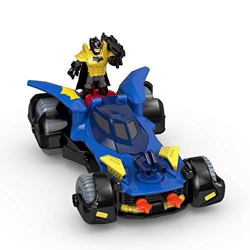 Fisher Price Imaginext DC Super Friends, Batmobile