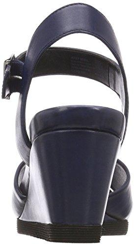 Blu Florentine Gerry Sandali 500 Con Weber Donna Alla Cinturino 01 blau Caviglia qpqOT5Wrzw
