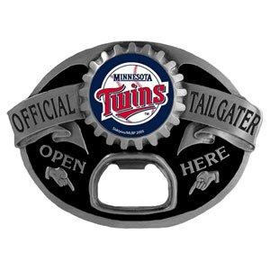 Minnesota Twins MLB Bottle Opener Tailgater Belt Buckle (Minnesota Twins Tailgater)