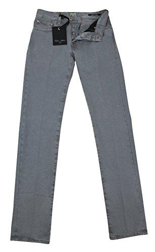 new-cesare-attolini-light-gray-jeans-slim-30-46