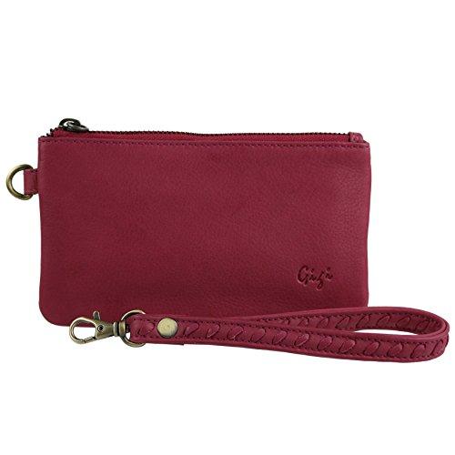 Gigi Brown Leather Bag - 9