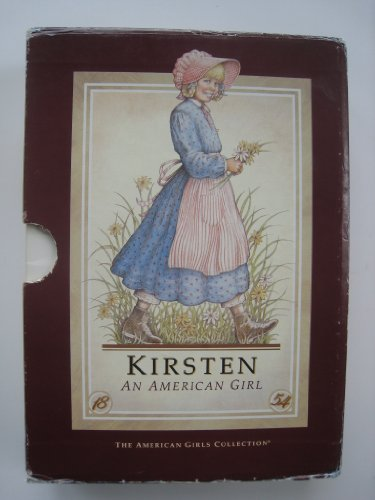 Kirsten an American Girl the American Girls Collection 6 Box Set