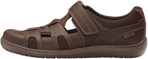 thumbnail 6 - Dunham Men's Fitsmartfisherman Fisherman Sandal - Choose SZ/color