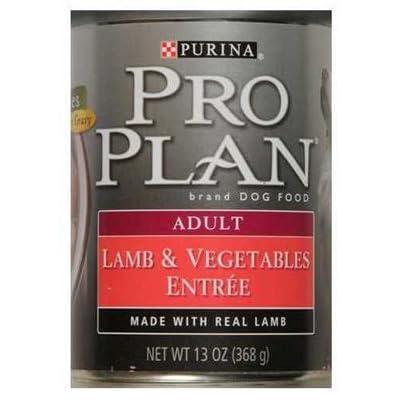 Purina 02777 Proplan Lamb & Vegetable Ground Dog Food - 13 oz.