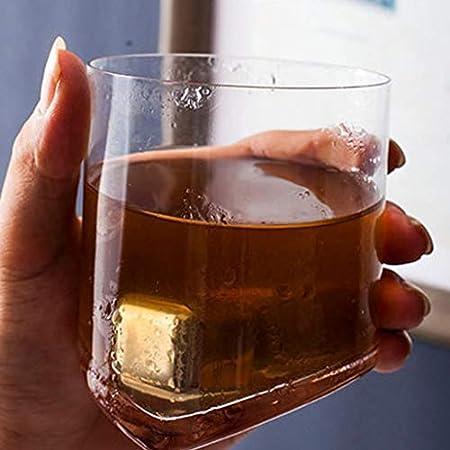 2 piezas de vidrio de cristal de whisky mecedora - Prima de cristal sin plomo vidrios de los vidrios taza de vasos para beber la copa de vino Escocia partido que beben
