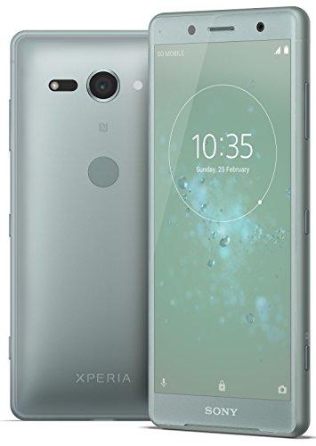 (Sony Xperia XZ2 Compact Unlocked Smartphone - 5