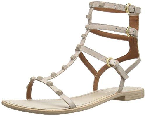 Rebecca Minkoff Women's Georgina Gladiator Sandal, Blush, 8.5 M US