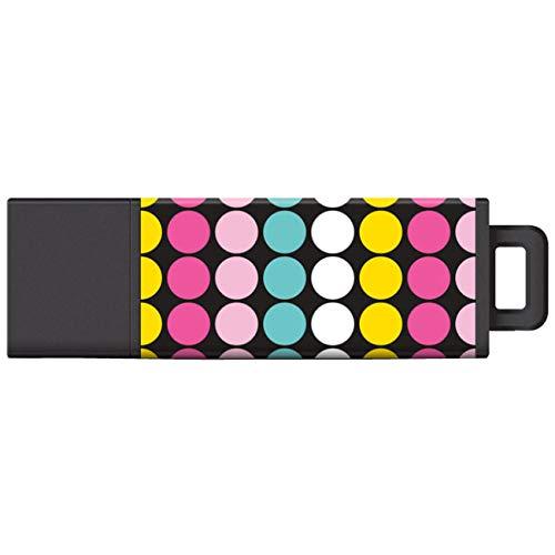 Centon Value Pack USB 2.0 Datastick Pro2 (Black), 8GB 10 Pack (S1-U2T2-8G-10 -