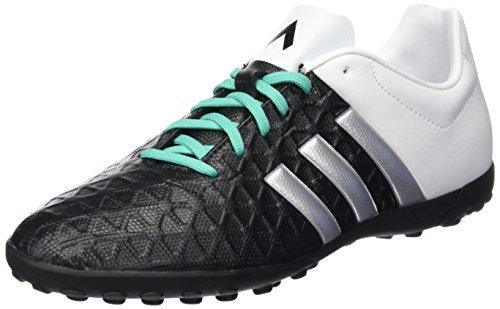 EU J Plateado Negbas Football Negro Bébé Ace Verde de Multicolore Mixte Blanco 32 4 TF adidas Menimp 15 Chaussures Plamat qPgwIp6p