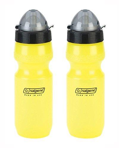 Nalgene ATB All Terrain Bottle (Yellow Set of 2)