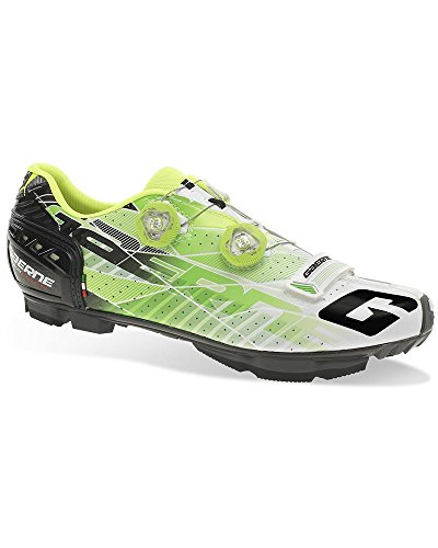 Gaerne Carbon Speedplay G.Stilo Scarpe Road Ciclismo, Green - 42.5