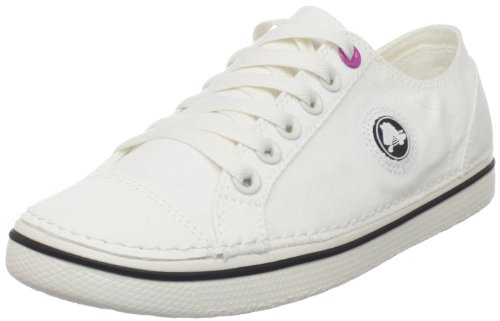 9f435acc50cda1 crocs Women s Hover Lace Up Canvas Sneaker