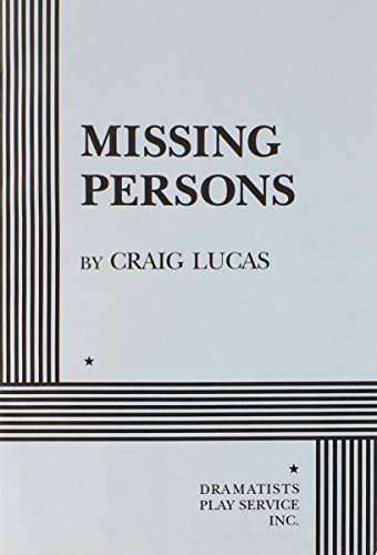 Missing Persons - Acting Edition