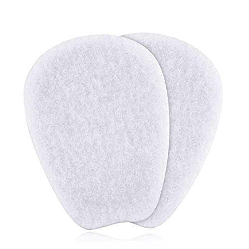Felt Tongue Pad Cushions for Shoes, Size Small 3 Pairs