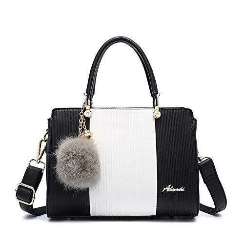 Lady Nouvelle à Oblique white Sac Cent Tours Mode Unique féminin Handbag pour Sacs épaule Loisirs Dames WWAVE Main Couleur OXB5wB