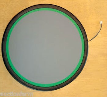 (Original Rock Band Replacement Drum Pad Green #2 PS2 PS3 XBOX Wi)