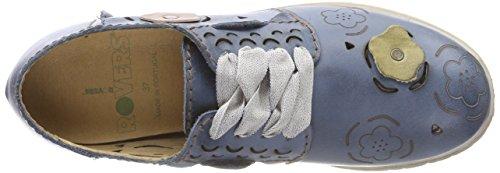 Jeans Femme Bleu Richelieus Blau Rovers SIxnw4pqf
