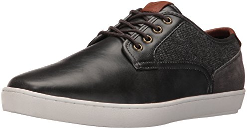 Aldo Mens Lareawet Fashion Sneaker Grigio Scuro