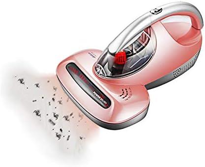 APENCHREN Aspirador Antipolvo/Aspirador UV, asidero, con Cable, filtración HEPA Avanzada para colchones, Almohadas, sofás de Tela y alfombras,Pink: Amazon.es: Hogar