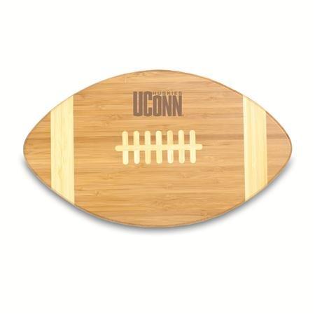 (NCAA Connecticut Huskies Touchdown! Bamboo Cutting Board, 16-Inch)